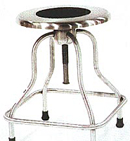 Stainless Steel Stool p87