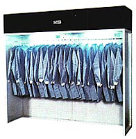Hepa Filtered Garment Center p91