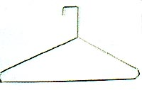 Stainless Steel Hanger p95