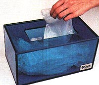Bench Top Glove Dispenser p97