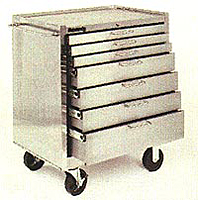 Tool Cart-Stainless Steel p92