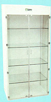 Garment Storage Cab. w/Shelves p95