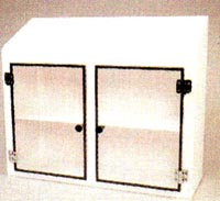 Wall Mount Acrylic Storage Cabinet p97