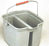 Double Bin Cleaning Bucket p81